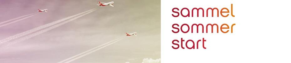 Wir fliegen und erhalten noch mehr Meilen | Edition Air Berlin