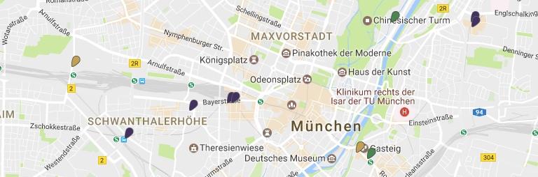 Hotelbuchung München