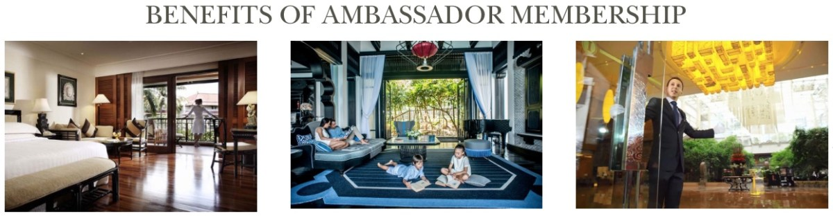 ihg ic intercontinental royal ambassador status