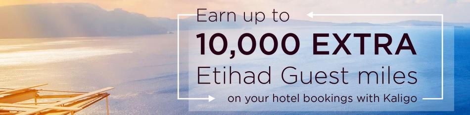 Wir sammeln 10.000 Meilen | Etihad + Kaligo