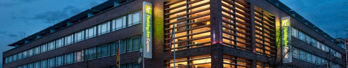 Holiday Inn Express Essen City Centre: Bewertung