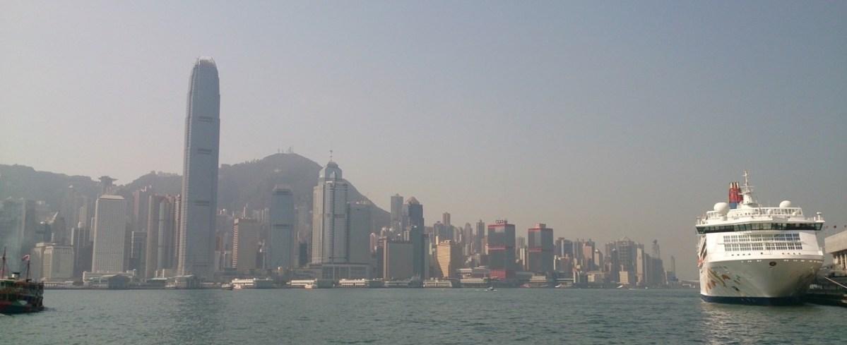 Die beste Reisezeit für Hongkong!