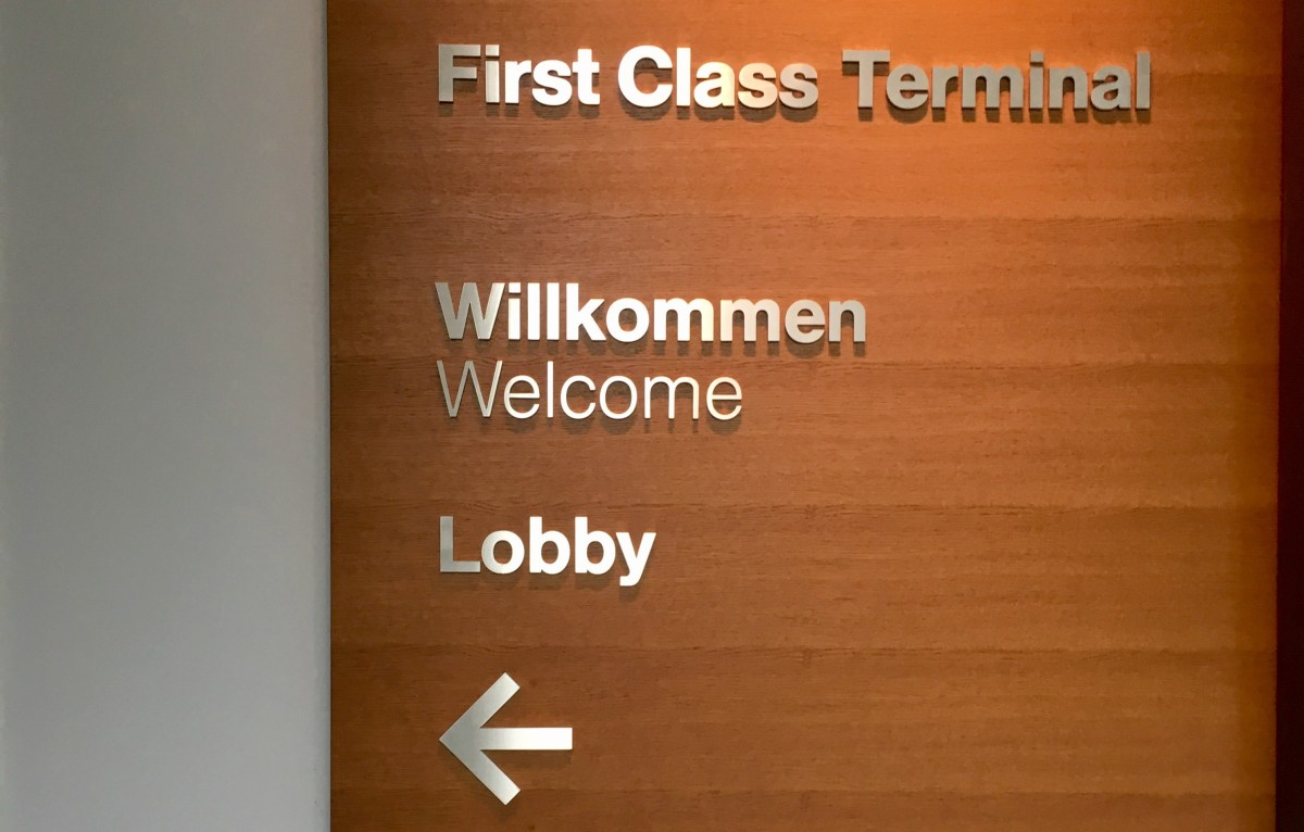 SONDERAKTION: Zehntausende Payback-Punkte mit Zeitschriften-Abos lufthansa first class terminal frankfurt fra meilenabo swiss