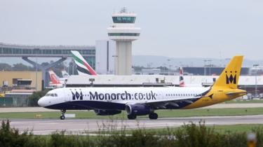 Monarch Airlines: Insolvenz
