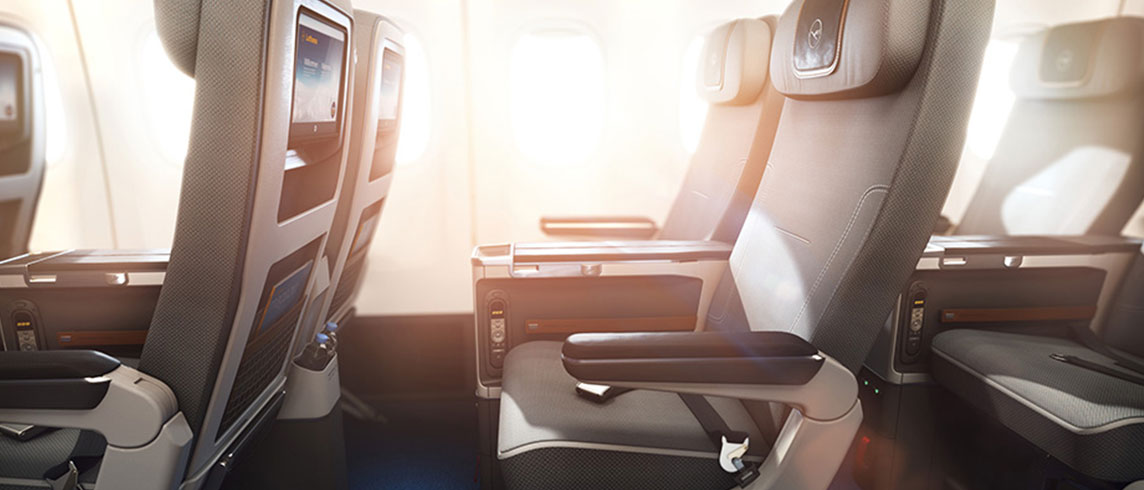 Lufthansa Premium Economy: Angebote nach Asien