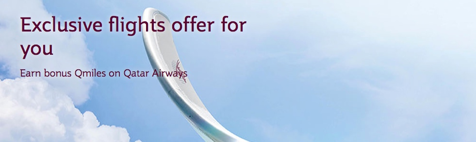 Qatar Airways Routen mit Meilen-Bonus