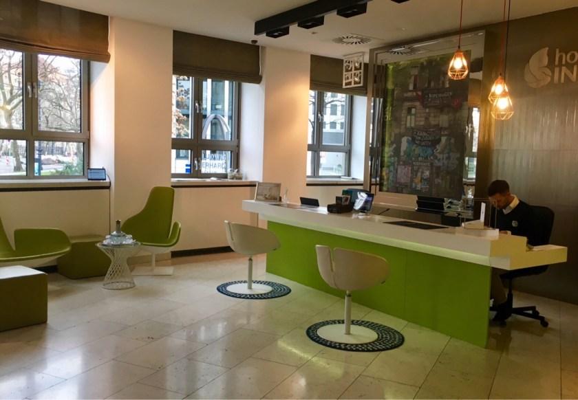hotel Indigo Berlin ihg rewards Club double executive Kudamm Ku'damm