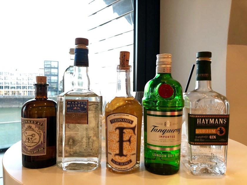 Bewertung: Hyatt Regency Düsseldorf medienhafen gin tasting