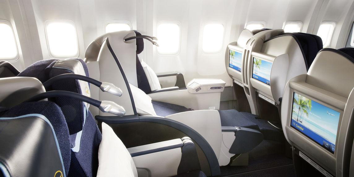 Condor: Billige Business Class