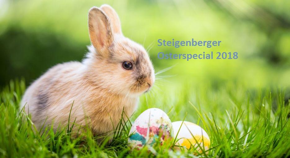 Steigenberger Osterspecial 2018