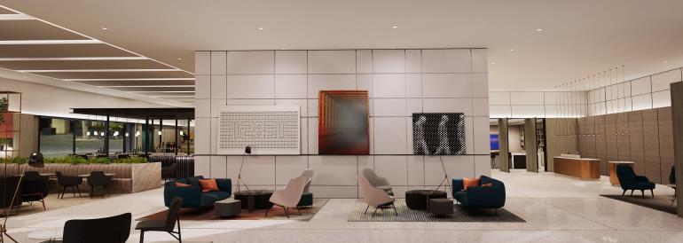 IHG Crowne Plaza: Neues Design-Konzept