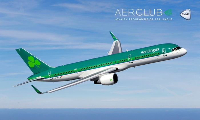 Wir kaufen Avios bei Groupon - in Irland air lingus aerclub british airways executive club iberia plus meilen
