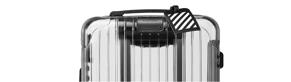 rimowa x off white. Black Bedroom Furniture Sets. Home Design Ideas