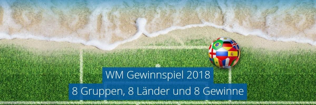 WM Gewinnspiel 2018 HolidayCheck
