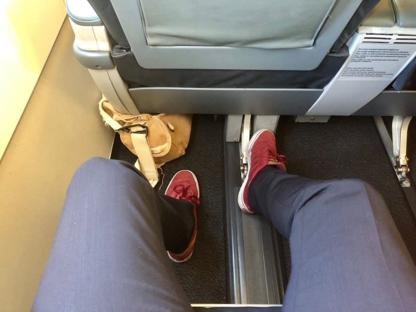 Review Bewertung Turkish Airlines Business Class A321 München - Istanbul mus ist regional regionale business class star alliance