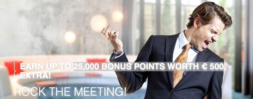AccorHotels: ROCK THE MEETING! Geile Promo?