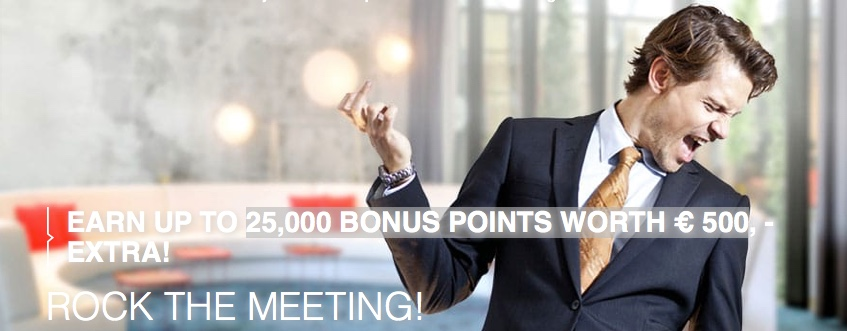AccorHotels: ROCK THE MEETING! Geile Promo? accor hotels accor hotel event planner bonuspunkte bonus extra punkte