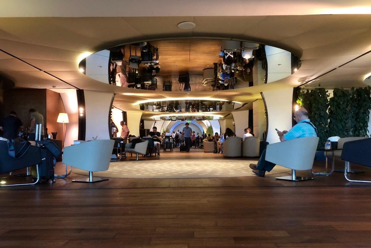 Turkish Airlines Lounge Istanbul Atatürk (IST): Bewertung