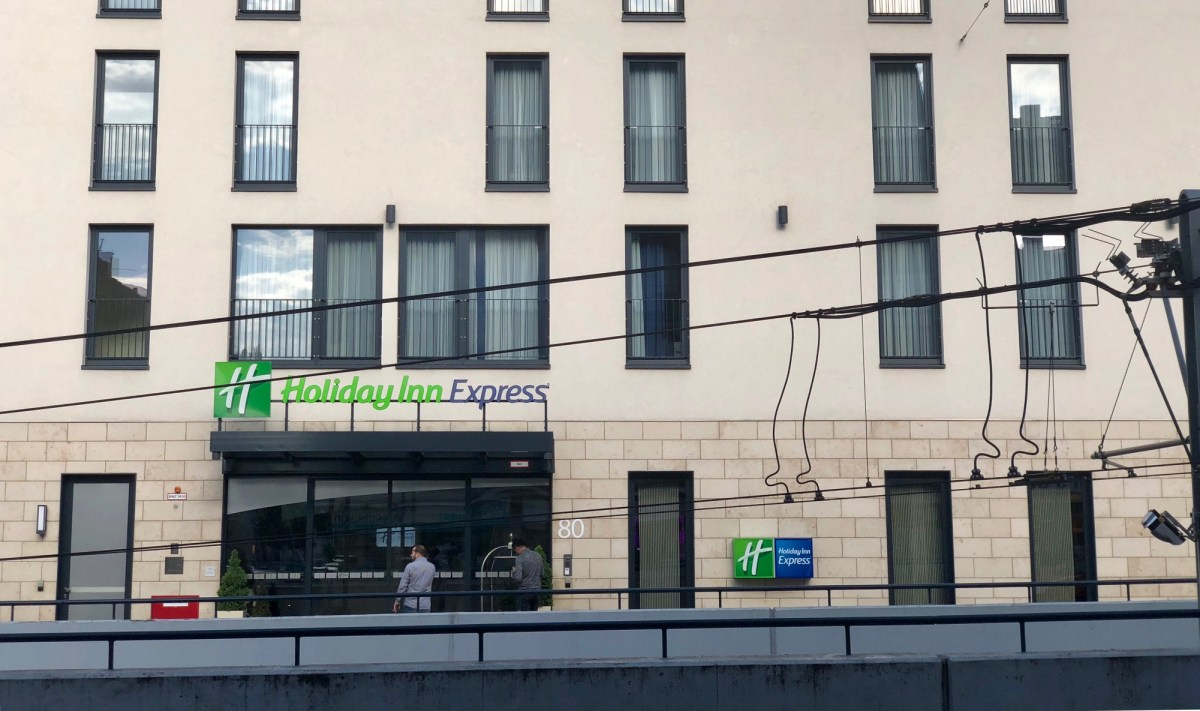 Holiday Inn Express Düsseldorf City: Bewertung