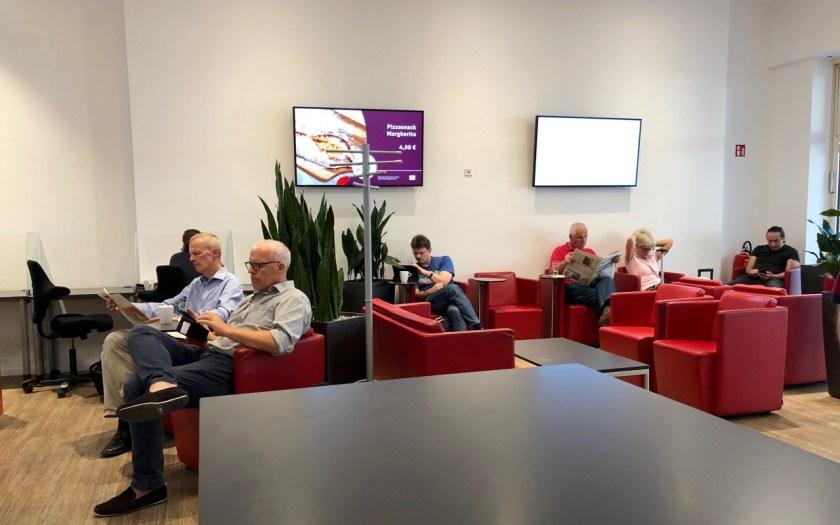 db lounge düsseldorf hbf die bahn deutsche bahn hauptbahnhof