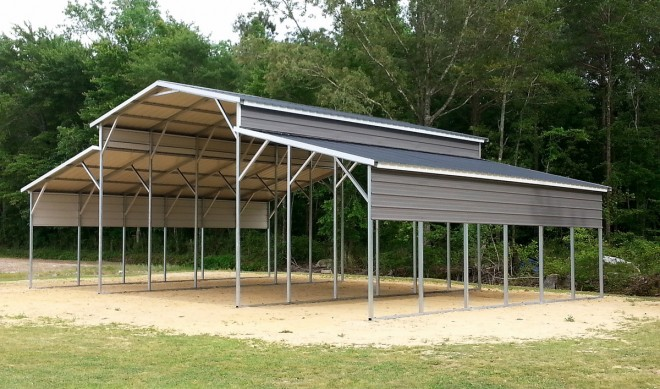 Carports And Other Metal Buildings Bunce Buildings