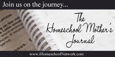 Homeschool Mother's Journal Link up