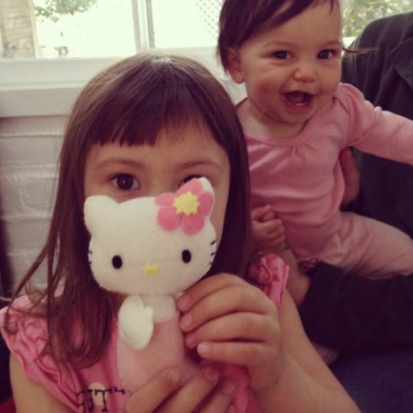 Hello Kitty handmade doll