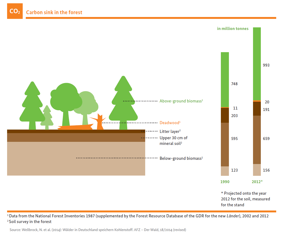 hight resolution of bmel bundeswaldinventur u003ctitle u003ebmel federal forest inventory forest diagram carbon sinks