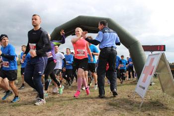 Erneuter Teilnehmerrekord beim 7. Bundeswehr-Crosslauf!