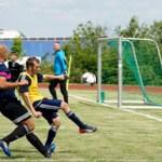 Commanders Cup 2017 – In Erfurt kicken die Führungsunterstützer  zum zweiten Mal für einen guten Zweck