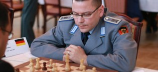 Deutsche Bundeswehr sichert sich den NATO Schachmeistertitel 2017