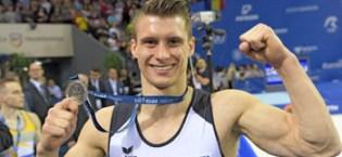 Dauser holt Silber – Seitz Bronze  Erfolgreiche EM der Turner in Cluj