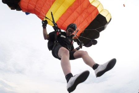 Weltmeister daheim – 41. World Military Parachuting Championship in Warendorf/Bad Sassendorf