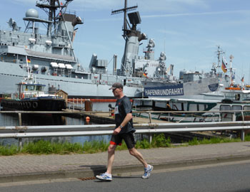 Gorch-Fock-Lauf 2017 in Wilhelmshaven – Strahlende Sonne und knapp 1400 Läufer trafen sich am größten Bundeswehrstandort Deutschlands