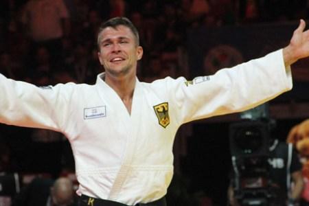 Judo-WM in Budapest WM-Gold für Alexander Wieczerzak