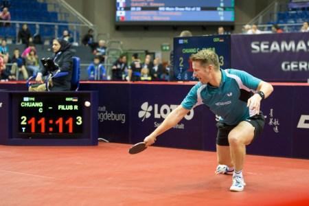 German Open 2017 im Tischtennis