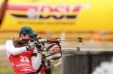 Biathlon, Deutsche Meisterschaften Biathlon am Arber, Verfolgung