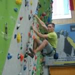 Gebirgsjäger bei österreichischem Kletterwettkampf auf Augenhöhe