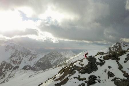 In den Bergen zu Hause – Skibergsteiger Toni Lautenbacher