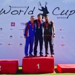 Weltcup im Zielspringen im schweizerischen Locarno – Schongauer platziert sich im Weltcup-Finale