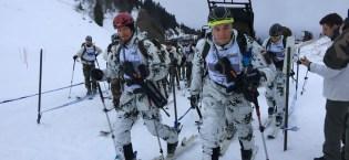 """""""Struber Jager"""" siegen bei Militärwettkampf in Frankreich"""