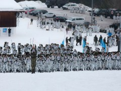 """""""Das muss jeder Vorgesetzte in dieser Brigade drauf haben!"""" – Über 500 Gebirgssoldaten messen sich beim """"Polarfuchs"""""""