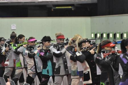 EM Luftdruckwaffen in Ungarn – Nur Sportsoldatin Jolyn Beer erreicht das Finale