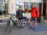 Geschafft, aber glücklich: Auch dieses Mal war die einwöchige Radtour ein tolles Erlebnis.