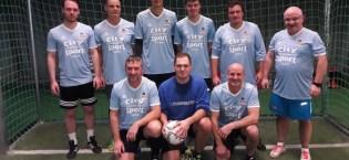 Fußball – nur zum Spaß und für den guten Zweck