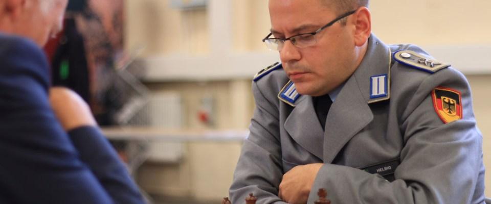 NATO-Schachmeisterschaft 2019: Spieler für das Team der Bundeswehr gesucht!