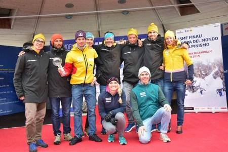 Skimountaineering: Toni Palzer holt Silber im Gesamtweltcup
