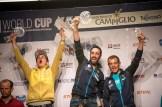 Weltcup 2019 in Madonna di Campiglio, Toni Palzer silber im Gesamtweltcup