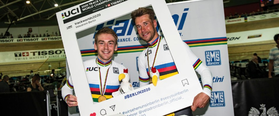 Bahnradsport – Weltmeisterschaften 2020 im Berliner Velodrom
