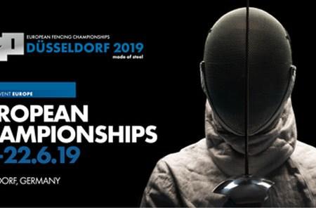 Fecht-Europameisterschaften finden im Juni in Düsseldorf statt – 450 internationale Athletinnen und Athleten kämpfen um die Titel